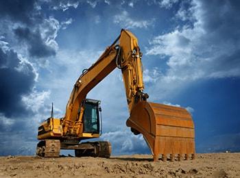 Heavy equipment tracking yellow plant management for Geotech generatori