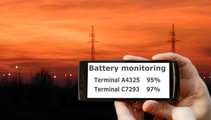 battery monitoring