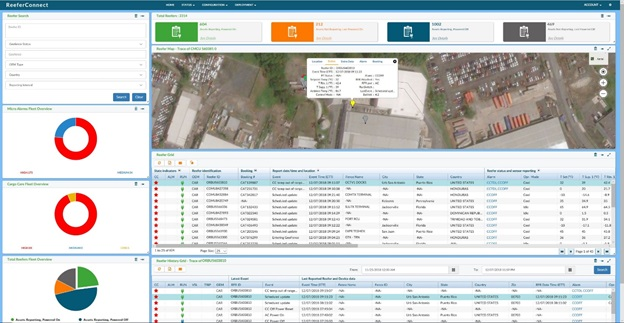 container screenshot